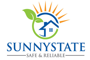 logo about sunnystate pest control & termites industry professional