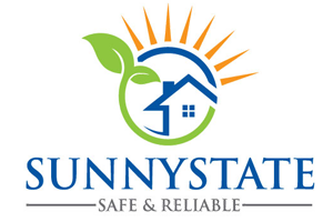 logo sunnystate pest control & termite treatment services