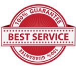 Sunnystate guarantees the best service 100%