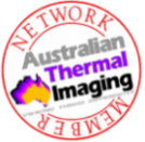 Sunnystate is a member of the Australian thermal imaging association this is their logo