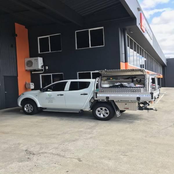 commercial pest control Brisbane service